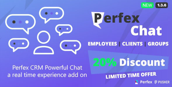 Perfex CRM Chat v1.3.6 PHP Script
