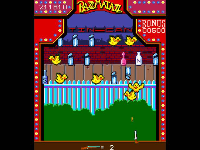 Razzmatazz Android Mame Game