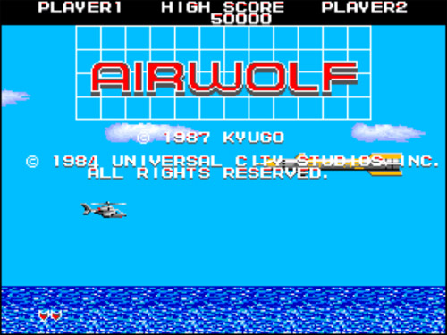 Airwolf Windows Game Download