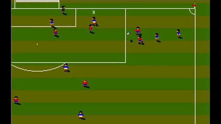 Atari Soccer Android Mame Game