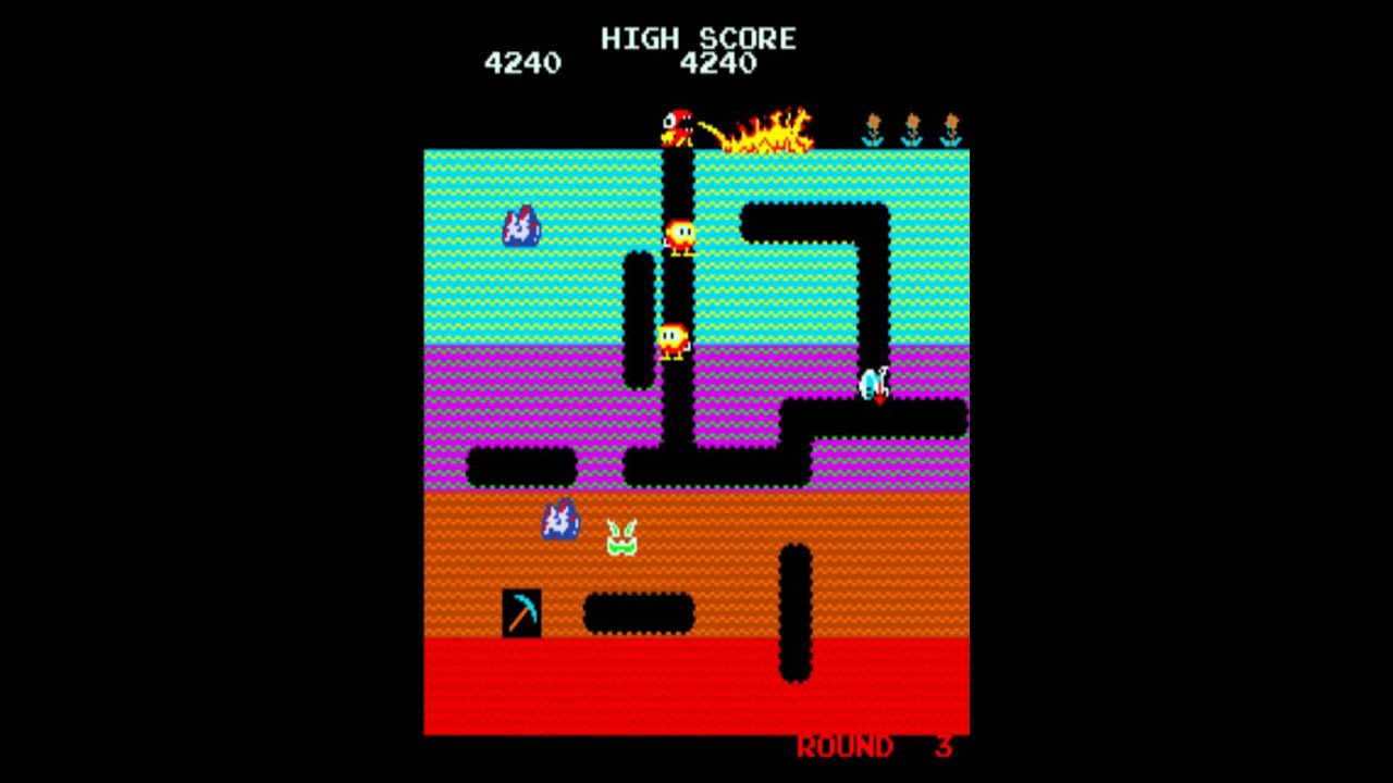 Zig Zag (Galaxian hardware, set 1) Android Mame Game