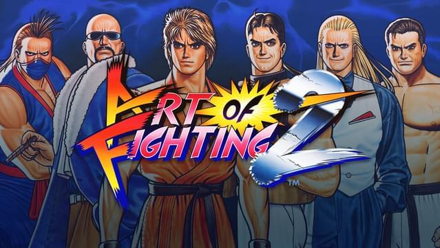 Art of Fighting / Ryuuko no Ken Windows Game Download