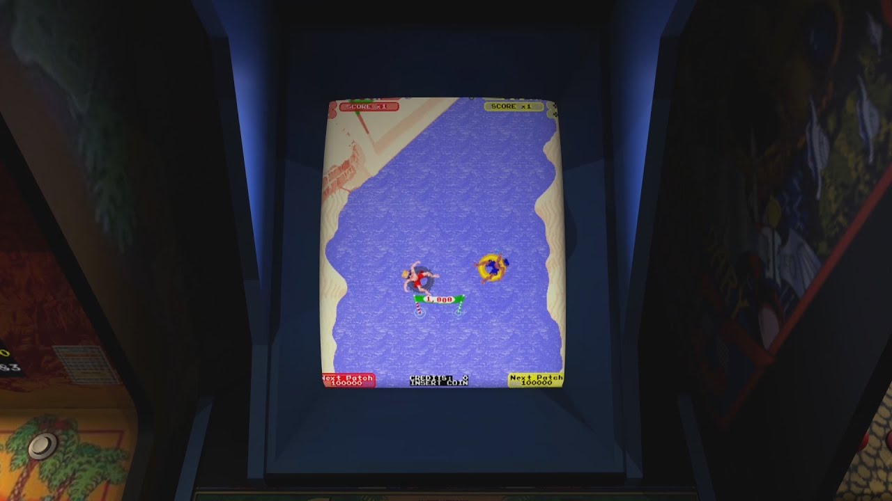 Toobin' (version 3) Android Mame Game