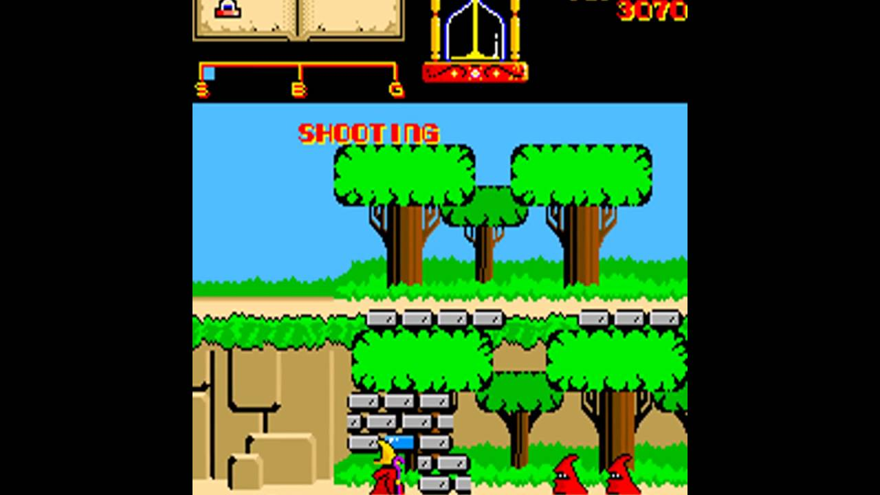 Wiz (Taito) Android Mame Game
